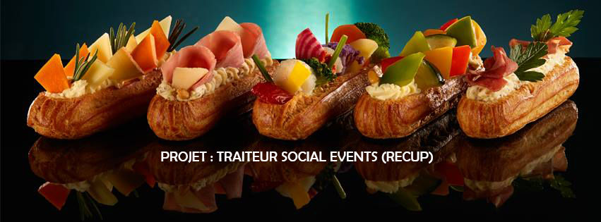 TRAITEUR SOCIAL EVENTS (RECUP')